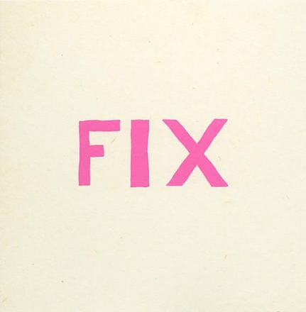 TRENTON DOYLE HANCOCK: Fix