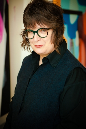 Kathy Butterly in conversation with Carrie Moyer
