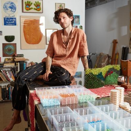 Jordan Nassar Artist Talk