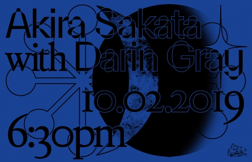 Blank Forms Presents: Akira Sakata with Darin Gray at James Cohan