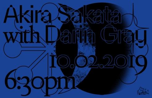 Blank Forms Presents: Akira Sakata with Darin Gray at James Cohan