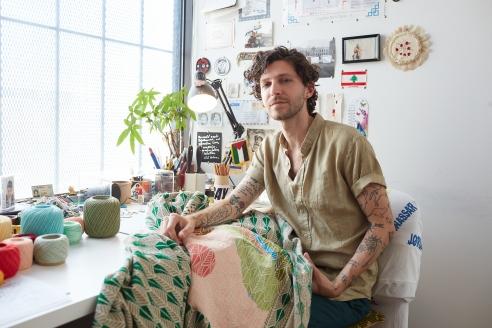 Artist Lecture: Jordan Nassar at Tyler School of Art and Architecture