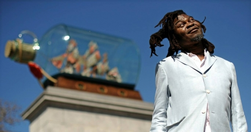 Yinka Shonibare named Commander of the Order Most Excellent of the British Empire