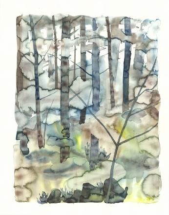 Szilard Huszank | Watercolors