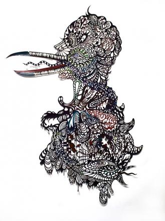 "Kako Ueda - ""Bird Speaks"""