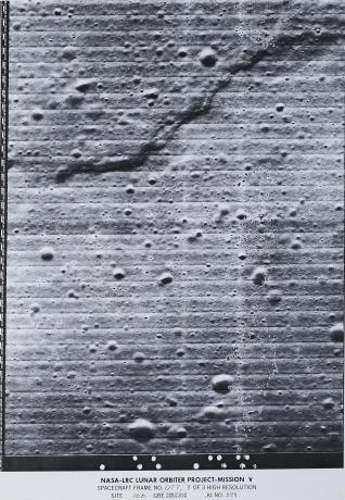 Spacecraft Frame No. 077
