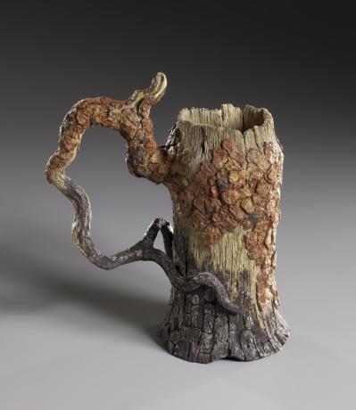 Pine Bark Mug