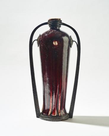 Flanked Vase