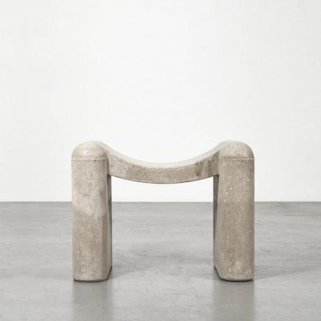 Soft Stool Concrete