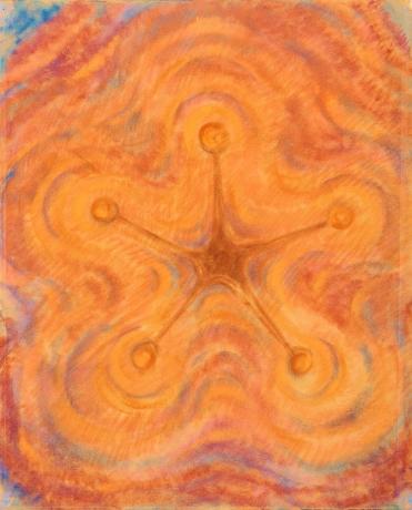 "Image 88 After ""Twelve Moods"" by Rudolf Steiner"