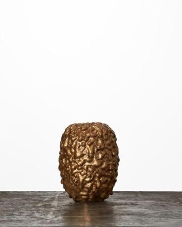 Gold-Covered Vase #1779