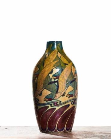 Eagle Vase