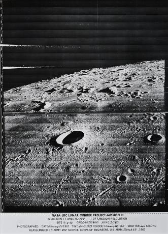 Spacecraft Frame No. 123