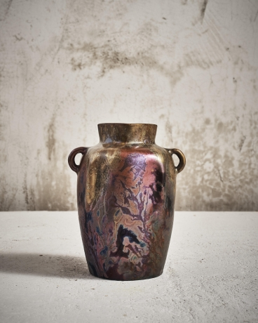 Sea Horse Vase