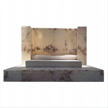 Alabaster Bed