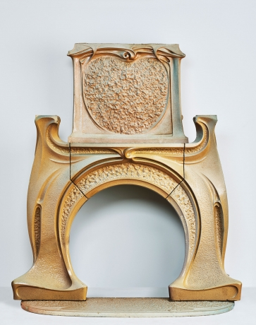 Fireplace and Chimney Piece