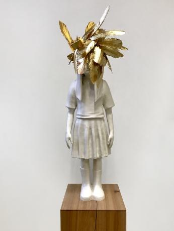 Isla (Gold Feathered Shaman Girl)
