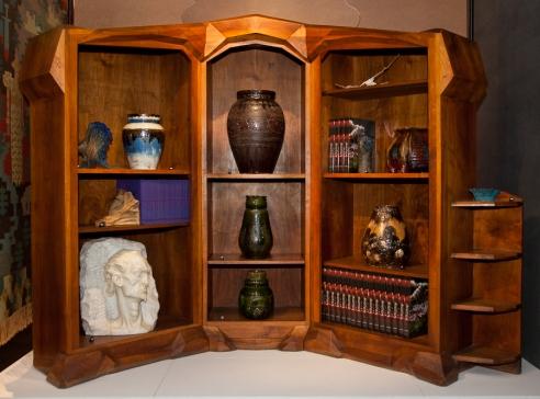 Anthroposophical Bookcase