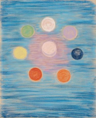 "Image 12 After ""Twelve Moods"" by Rudolf Steiner"