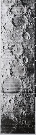 Lunar Craterscape