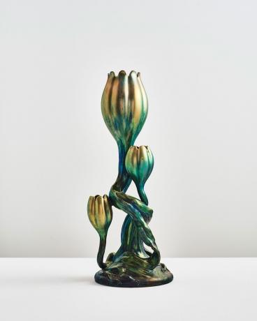 Triple Tulip Vase
