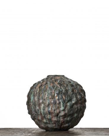 Beigegrey Moonjar #1905
