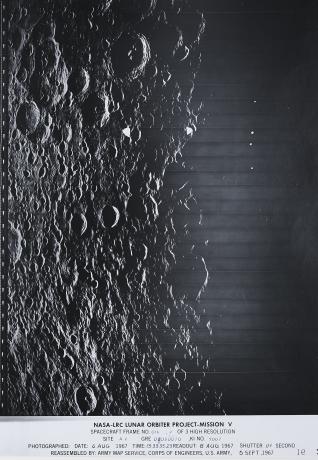 Spacecraft Frame No. 016