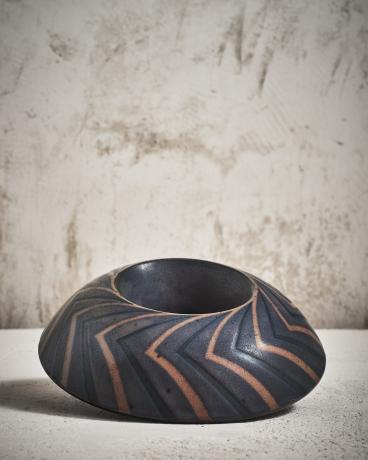 Mushroom Discus Geometric Bowl