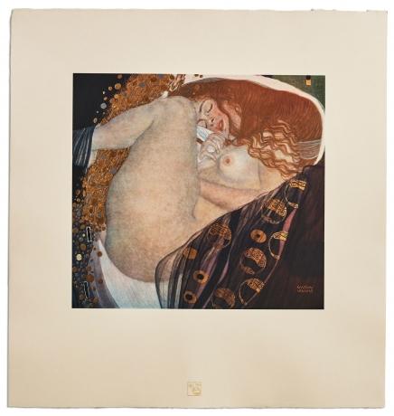 Danaë [Das Werk Gustav Klimts]