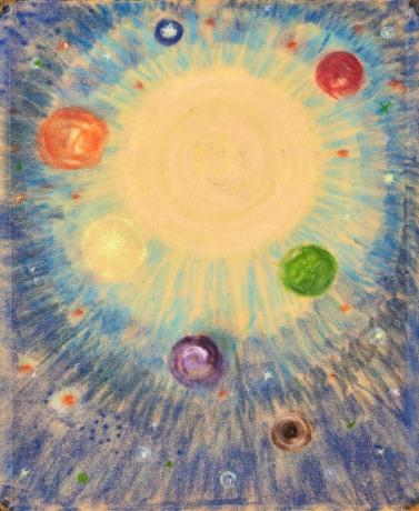 "Image 81 After ""Twelve Moods"" by Rudolf Steiner"