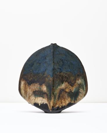 Flounder Form Vase