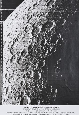 Spacecraft Frame No. 014