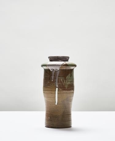 Drip Effect Vase