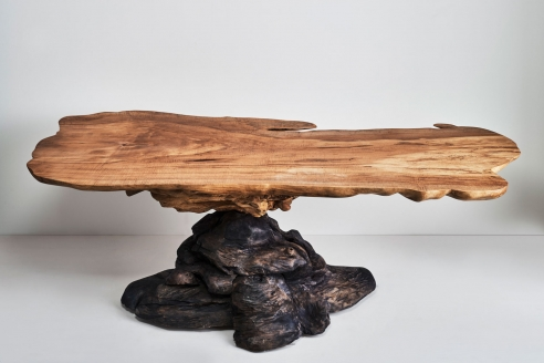 Volcano Table