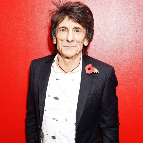 Ronnie Wood, Hg Contemporary, Philippe Hoerle-Guggenheim