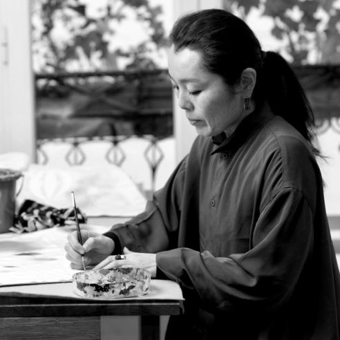 Fumiko Negishi, Hg Contemporary, Philippe Hoerle-Guggenheim