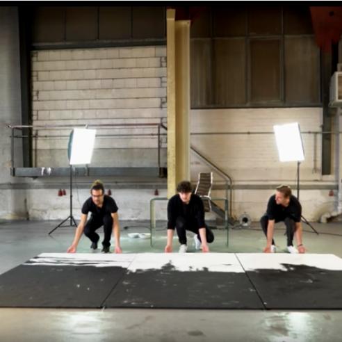 Tim Bengel Shares HG Contemporary Exhibition Trailer