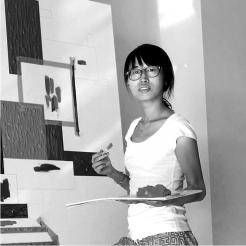 Zhenya Xia, Hg Contemporary, Philippe Hoerle-Guggenheim