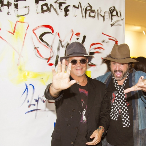 Alejandro Sanz and Domingo Zapata, Hg Contemporary, Philippe Hoerle-Guggenheim