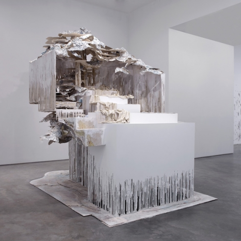Diana Al-Hadid: Artist-in-Residence