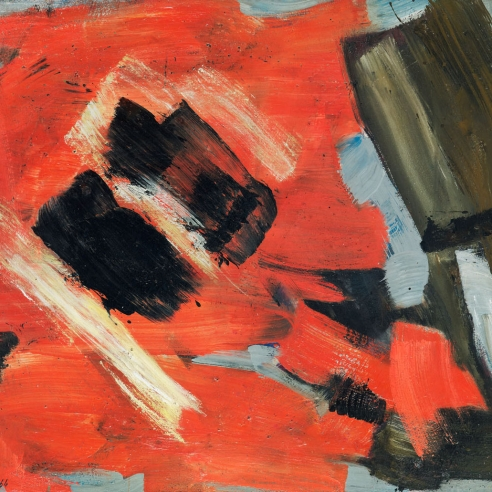 Gérard Schneider - The Lyrical Abstraction as Asceticism