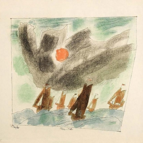 Lyonel Feininger: Unique and Rare Prints from Quedlinburg