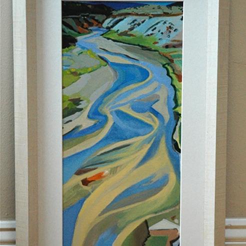 Acrylic Painting 1 B