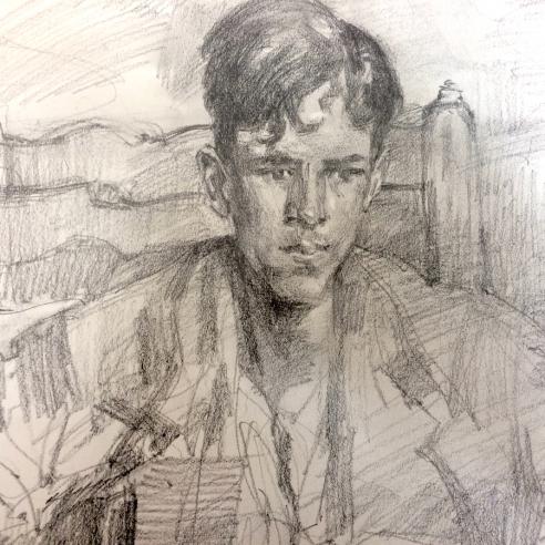 JOHN, YOUNG MAN