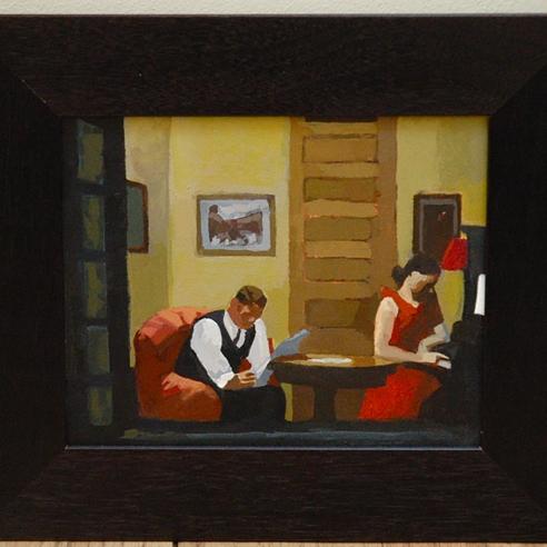 Acrylic Painting 1 C
