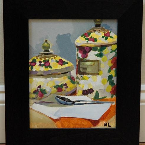 Acrylic Painting 1 E