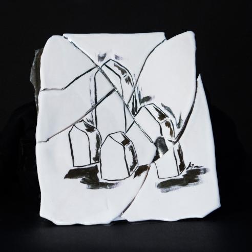 Untitled (Résider, Assemblage 1)
