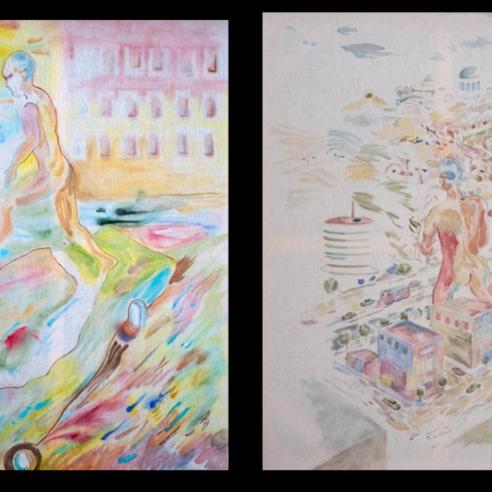 Homoerotic and Hypnotic: This is the Artwork of Gus Van Sant