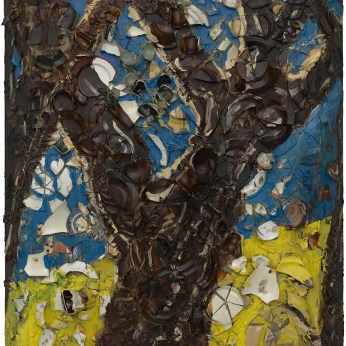 Julian Schnabel: Trees of Home (For Peter Beard)