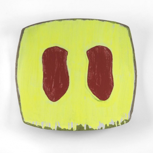 REVIEW: RON GORCHOV'S NEW PAINTINGS AT CHEIM & READ